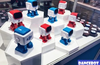 Dancebot Bluetooth Speaker