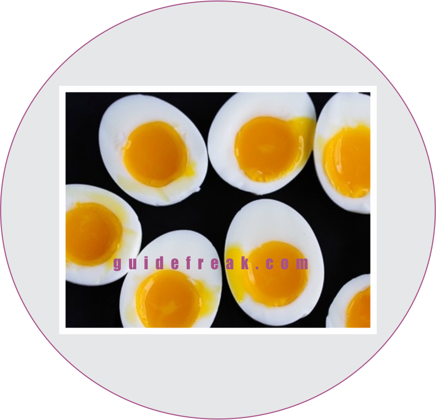 how long to soft boil an egg