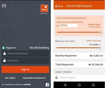 quick loan in nigeria