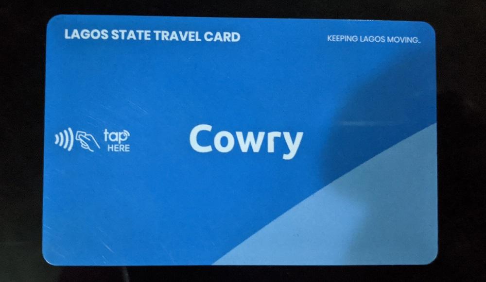 lagos state travel card