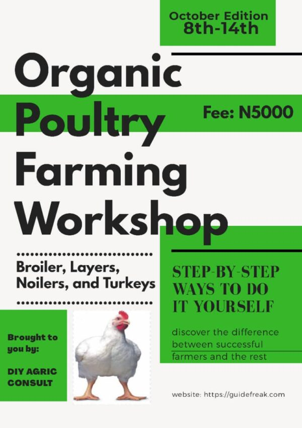 Organic Poultry Training
